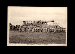 MILITARIA - Matériel Militaire - Canon - Artillerie - Camp De Mailly - - Matériel