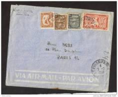 Phnom Penh Par Avion Pour Paris 1 - Cambodge