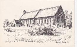 WESTLETON - ST PETERS CHURCH - England