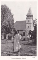 STOKE D'ABERNON CHURCH - Surrey