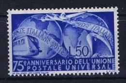 Italy:   Sa 599  Mi 772 MH/* - 6. 1946-.. Repubblica