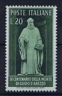 Italy:   Sa 626   Mi 799, MNH/** - 6. 1946-.. Repubblica