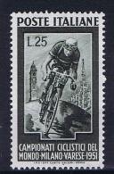 Italy:  Sa 669 , Mi 824  MNH/** - 6. 1946-.. Repubblica