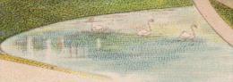 Allemagne 1897. Entier Postal TSC. Leipzig, Sächsisch-Thüringische Industrie Und Gewerbe Ausstellung, Cygnes - Cygnes