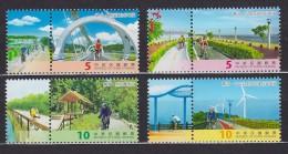 2013 TAÏWAN Taiwan  ** MNH Vélo Cycliste Cyclisme Bicycle Cycling Fahrrad Radfahrer Bicicleta Ciclista Ciclismo [BR81] - Cycling