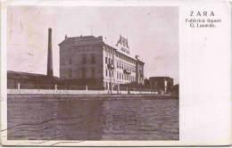 (Zadar) ZARA - Fabbrica Liquori G. Luxardo - Croatie