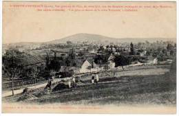 St-Martin D'Estréaux - Vue Générale Du Pays, Du Mont Jars ... - France