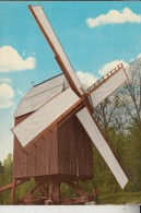 MÜHLE - WINDMÜHLE / Molen / Mill / Moulin - MOLLENFELD, Brotmuseum - Moulins à Vent