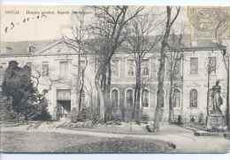 CPA Douai Hospice General Square Jemmappes - Douai