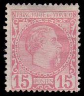 *PROMO* 15c Charles III Neuf TTB Et Signé ! (Y&T N° 5, Cote 500€)