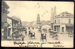 AK   SINGAPORE   NORTH BRIDGE ROAD   1903.   +   SCAN OF BACK SIDE - Singapour