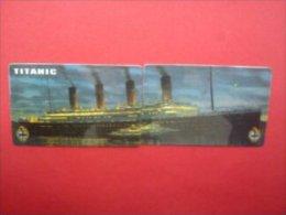 TITANIC 2 Phonecards Rare ! - Boats