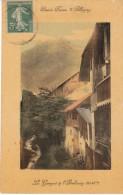 CPSM  SAINT PIERRE D' ALBIGNY LE GARGOT ET L' ARCLUSAZ - Saint Pierre D'Albigny