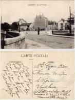 Chaumont - Pont Des Flâneurs (cachet Militaire Au Verso) - Chaumont