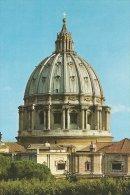 Citte Del Vaticano  - Dome Of St. Peter.   # 02911 - Vatican