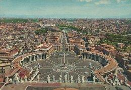 Citte Del Vaticano  - St. Peter`s Square   # 02912 - Vatican