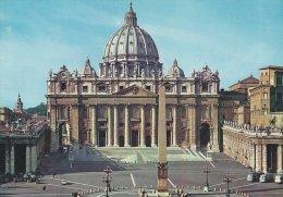 Citte Del Vaticano  - St. Peter`s Church And Square   # 02913 - Vatican