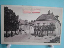 10 - Méry Sur Seine - Place Croala - Otros Municipios