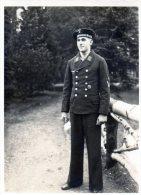 Nr.465,  FOTO-AK  , Marinesoldat, Wilhelmshaven, 1938 - Weltkrieg 1939-45