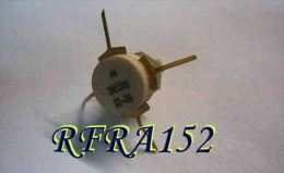 2N5589 HAM RADIO ELECTRONIQUE TRANSISTOR HF VHF PSK AX25 SSTV RFRA152 - Components