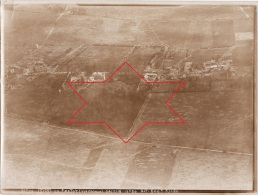 SUPERBE Photo Aérienne Juillet 1918 LE FRETOY, LE FRESTOY-VAUX (près Maignelay-Montigny, Montdidier) - Tranchées (A52) - Frankrijk