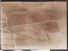 Photo Aérienne Juillet 1918 LE FRETOY, LE FRESTOY-VAUX (près Maignelay-Montigny, Montdidier) - Sud-Est, Tranchées (A52) - Non Classés