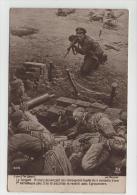 CPA Le Sergent O'LEARY Fusille Les 5 Servants D'une Mitrailleuse, Puis 3de De La Seconde - Guerre 1914-18 - 1914-18