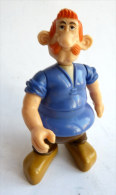 figurine ARBORIX LE BUCHERON - PLAY ASTERIX TOY CLOUD CEJI (2)