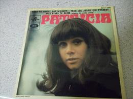 PATRICIA   4 TITRES  TRES RARE - Vinyl Records