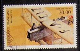 093 - Timbre Oblitéré De France N° Postes Aeriennes 61b  Chez Y&T    1997 - 1960-.... Used