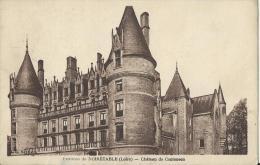 Noirétable  - Château De Contenson - Noiretable