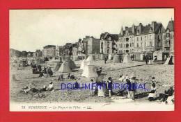 Pas De Calais - WIMEREUX - La Plage Et Les Villas - Other Municipalities