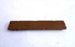 figurine PLANCHE MARRON FONCEE  - PLAY ASTERIX TOY CLOUD CEJI