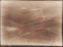 Photo Aérienne Juillet 1918 LE BOIS DU MERLIER (près Montdidier) - Sud-Est, Tranchée De Quimper (A52, Ww1, Wk1) - Non Classés