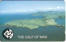 MAN 69 TARJETA DE LA ISLA DE MAN - Paisajes