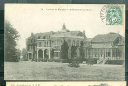 CLAIREFONTAINE - Château De Montjoie - Dak25 - Les Mureaux