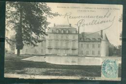 Environs De Corbeil  -  Château De Saint-Pierre Du Perray - Vue Sur Le Parc - Dak27 - Corbeil Essonnes