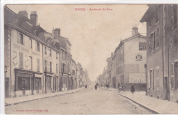 BOURG, Boulevard De Brou - France