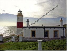 Lighthouse - Phare - UK - Clyth Ness - Scotland Lighthouse - Faros