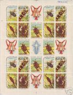 CUBA/KUBA 1962 FOGLIO COMPLETO - FULL SHEET NAVIDAD 3 CENTESIMI MNH - Sin Clasificación