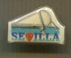 Pin´s Pins - SEVILLA - Espagne - Seville - Cities