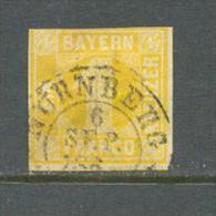 1862 BAYERN MICHEL: 8 USED - Bayern