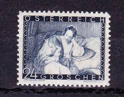 AUSTRIA  1935 ,  Mother's Day  , Y&T  #  466 , Cv   0.80   E ,  ** M N H , V V F - 1918-1945 1a Repubblica