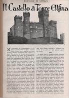 Il Castello Di Torre Alfina - Livres, BD, Revues