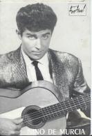 Portrait D´Artiste/ Nino De MURCIA/ Epoque YéYé/Musique Espagnole/Disques Festival/Vers 1960-65   PA71 - Photographs