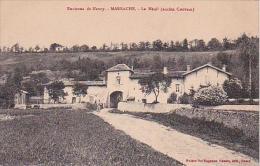 Environs De Nancy-MARBACHE-Le Ménil(ancien Couvent) - Sonstige Gemeinden