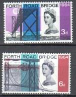 Great Britain 1964 -  Mi 382-383 MNH(**). - Nuovi