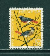 SWITZERLAND - 1971  Pro Juventute  10+10c  Used As Scan - Pro Juventute