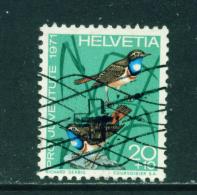 SWITZERLAND - 1971  Pro Juventute  20+10c  Used As Scan - Pro Juventute