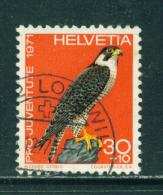 SWITZERLAND - 1971  Pro Juventute  30+10c  Used As Scan - Pro Juventute